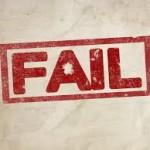 failed